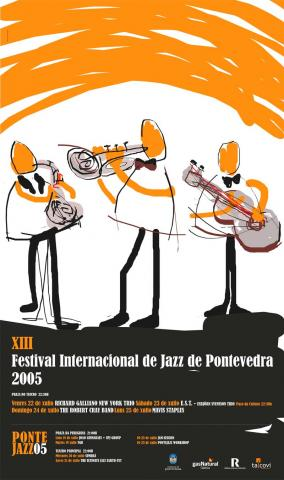 Cartel Festival Jazz 2005