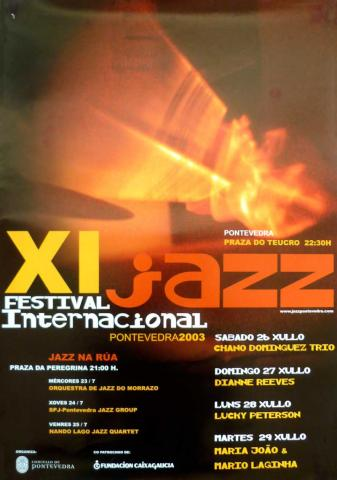 Cartel Festival Jazz 2003